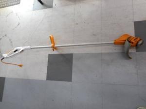 リョービ 電動刈払機 AK-3000 草刈 農業 中古品