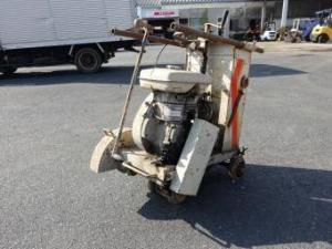 エクセン コンクリートカッター ERC14 エンジン 舗装 土木 コンクリート 中古品