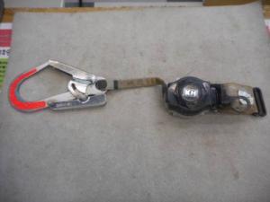 KH 安全帯 1本吊り 鳶 足場 高所 中古品