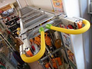 ナカオ 3連伸縮はしご 3REN-9.0 最長約9m 大きい 未使用品