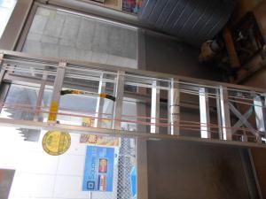 ハセガワ サヤ管式3連はしご HD3-70 最長約7m 未使用品