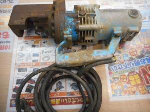 オグラ 鉄筋カッター HBC-22 電動 鉄工 中古品