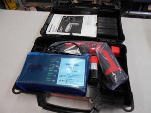 大人気御礼特価 パナソニック スティックインパクト EZ7521LA2S 赤 未使用品