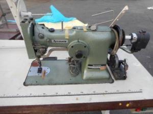 ヤモト ミシン DP-3 電動 縫う 裁縫 洋裁 中古品
