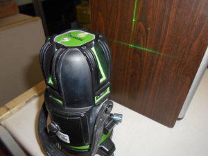 マキタ グリーンレーザー墨出し器 SK504GP グリーン 中古品