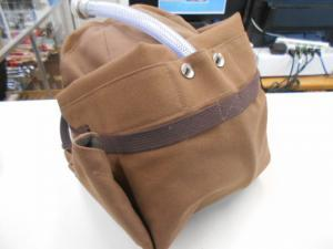 重松 送気フード AL-DA マスク 未使用品