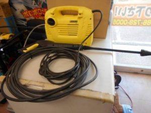 付属品多数 お買い得品 ケルヒャー 高圧洗浄機 K2 洗車 掃除 年末の必需品 中古品