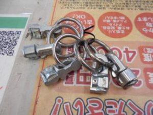 sim荷物の固定 アンクラジャパン ラッシング用金具 5M2A 5個セット お買い得 未使用品