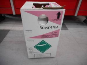 エアコンガス 410A 家庭 設備 電気 工事 予備 保管 中古 未使用品