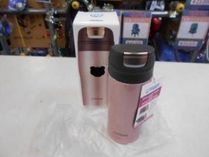 タイガー 魔法瓶タンブラー 360ml MJC-A036 ピンク 未使用品