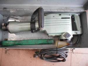日立 電動ハンマ PH-65A 重量級ハンマ ハツレます 中古品