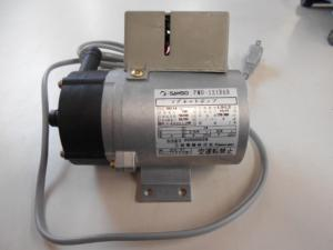 SANSO ポンプ PMD-121B6B 床暖房用ポンプ 温水用 作動品 中古品