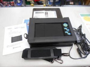 SeeEyes テスト調整モニター SC-LFC07HD HD-SDI/アナログ映像確認用携帯型液晶モニタ 中古品