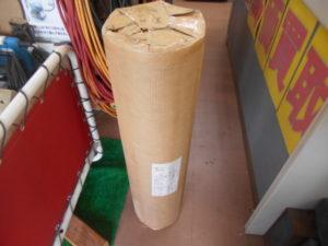 岡山店です。 岡山市のお客様から、 ピラマット 帯電防止品 91cm×20m 1ロール 滑り止め ベランダ DIY 未使用品 を、買取りさせて頂きました。