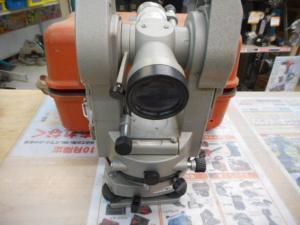 SOKKISHA セオドライト TM10D トランシッド レベル 測量 土木 中古