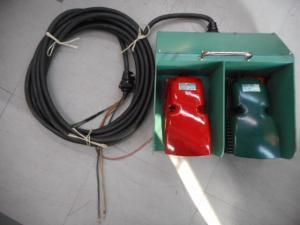 津山店です。津山市のお客様から、カスガ フットスイッチ 200V用 フット 特殊 工具 250V 新品 未使用品 を、買取らせて頂きました。
