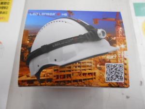 岡山店です。岡山市のお客様から、レッドレンザー LEDライト H6 作業用ライト 未使用品 を、買取りさせて頂きました。