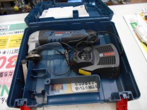 ボッシュ バッテリーシェア GSC10.8V-LI 中古品