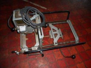 津山店です。津山市のお客様から、 日立工機  16mm 仕口ルーター  大入ルーター  M16YA 中古品を、買取らせて頂きました。