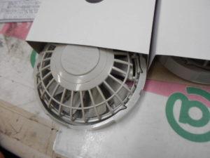 岡山店です。 岡山市のお客様から、 ★暑い時期に★ 空調服 ワンタッチファン FAN2200G 送風 未使用品 を、買取りさせて頂きました。