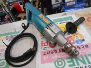 岡山店です。 岡山市のお客様から、マキタ ダイヤコア震動ドリル 8406 コアドリル 中古品 を、買取りさせて頂きました。