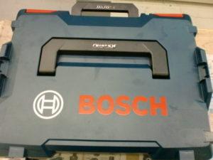 津山店です。 津山市のお客様から、 ボッシュ 充電式ハンマードリル GBH18V-ECN型 コンクリート 穴あけ 土木 設備 新品 未使用品を、買取りさせて頂きました。