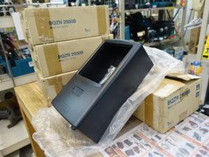 津山店です。 津山市のお客様から、 電力メーターボックス BAZN2900B 電力 メーター ボックス 4個セットを、買取りさせて頂きました。