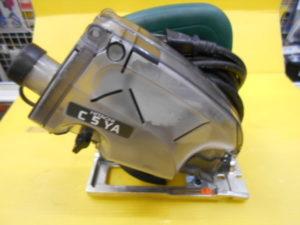 岡山店です。 岡山市のお客様から、 日立 ブレーキ付き集塵マルノコ C5YA(N) コード式 中古品を、買取りさせて頂きました。