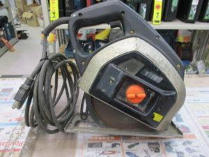 津山店です。 津山市のお客様から、 新ダイワ 防塵カッター B18N 通電 電動 カッター 特殊 中古品を、買取りさせて頂きました。