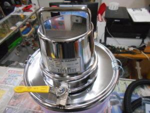 トーヒン エアペール AP-32 掃除機 ホース ノズル 未使用品