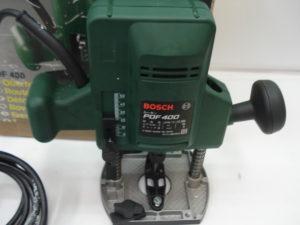 ボッシュ ハンドルーター DOF400 電動工具 木材 加工 中古品