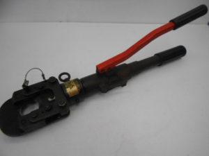 イズミ 油圧カッター S-40B 切断作業を楽に 中古品
