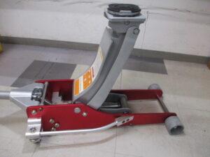 3t ローダウン フロアジャッキ 低床 油圧 ジャッキ ローダウン車対応 ワイド 74mm~500mm 中古品
